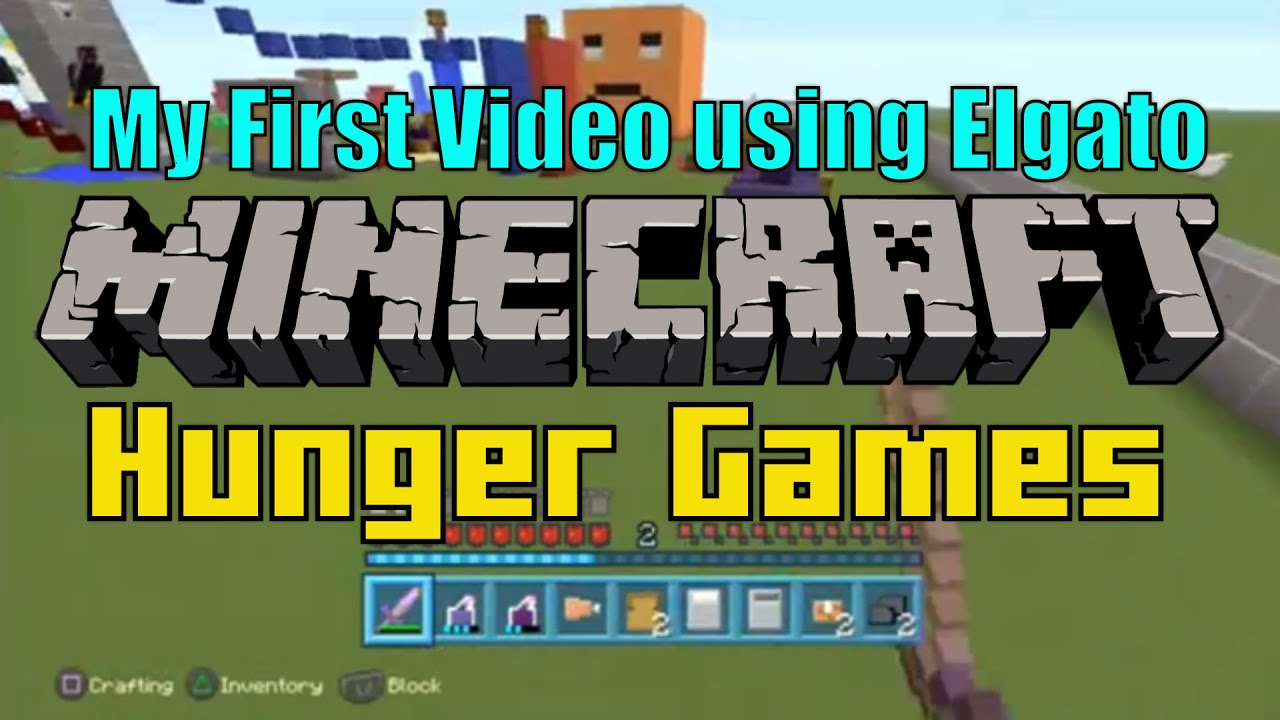 how to play hunger games on minecraft pc 2017