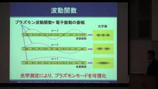 プラズモンの可視化と制御