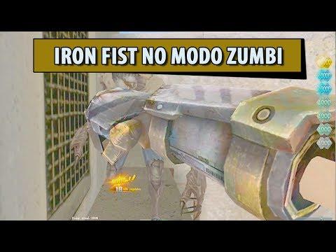 Blood Strike: IRON FIST (MODO ZUMBI)