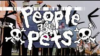 Single mothers - people are pets