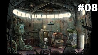 Let's Play Machinarium #08: Games Within Games