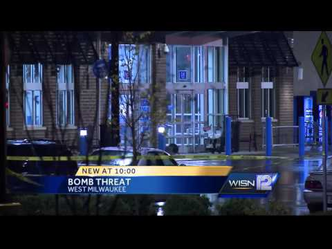 Bomb Threat Made Against West Milwaukee Walmart