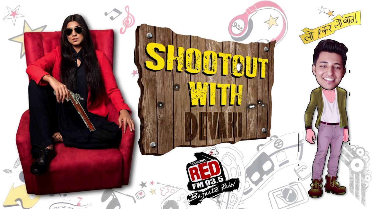 RJ Devaki exclusive interview with Darshan Raval #1
