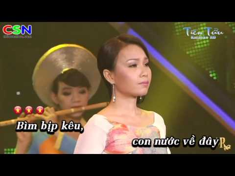 BIM BIP KEU CHIEU karaoke full beat 720p