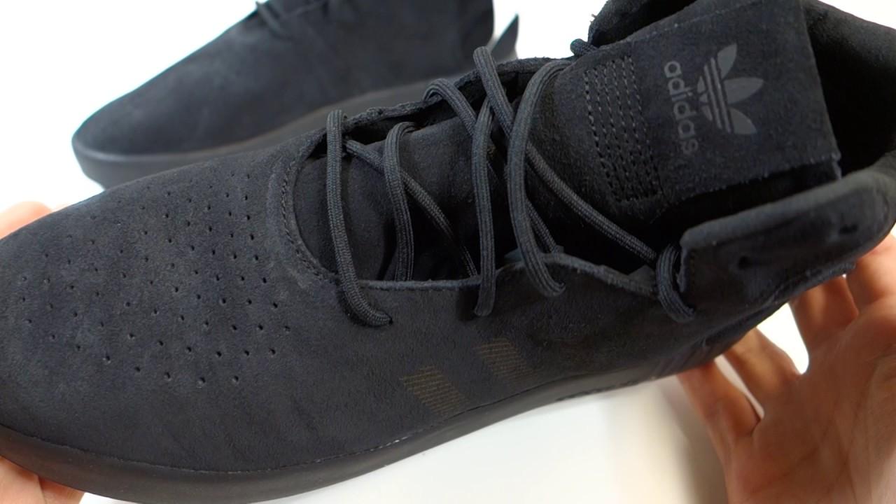 9ab3f1180 Pánské luxusní kotníkové tenisky adidas Originals Tubular Invader ...