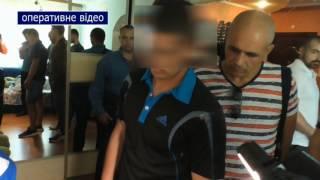 видео У Кривому Розі затримали злочинну групу.