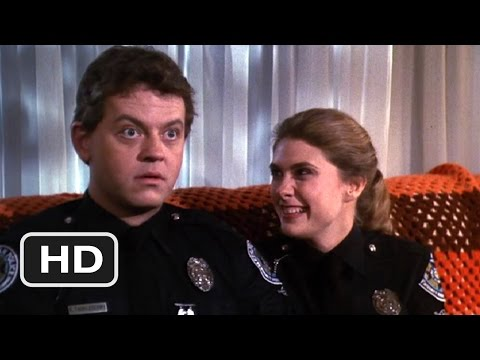 Police Academy 2 1985  Family Roughhousing  99  Movies