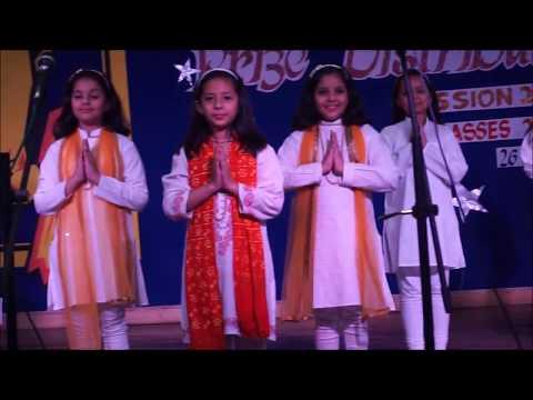 नन्हे हैं नन्हा सा दिल ||Nanhe Hain Nanha Sa Dil ((PRAYER SONG)) For Student s III Onwards