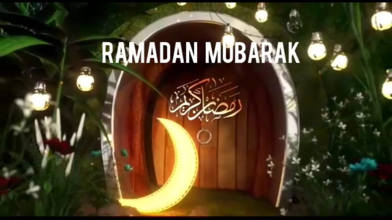 RAMADAN MUBARAK 2019 wishes - Ramadan Kareem whatsapp status video