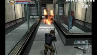 """Psi Ops: The Mindgate Conspiracy - PC - """"Pyrokinesis Training"""""""