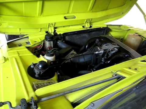 1974 BMW 2002 M42 Start