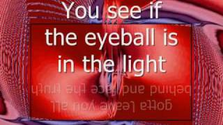 Queen - Bohemian Rhaspody - BACKAWRDS with Lyrics