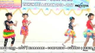 Malu Sama Kucing - PAUD AT-TAQWA Kiarasari (22-5-2017)