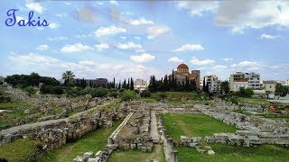 A visit to Kerameikos in Athens