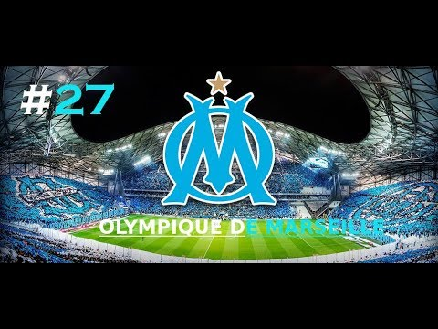 Football Manager 2018 Olympique de Marseille : Episode 27 Saison 2, Paris l'indomptable