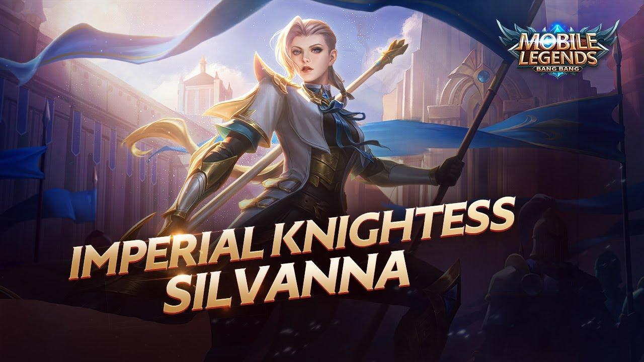 hero spotlight | silvanna | imperial knightess | mobile legends: bang bang
