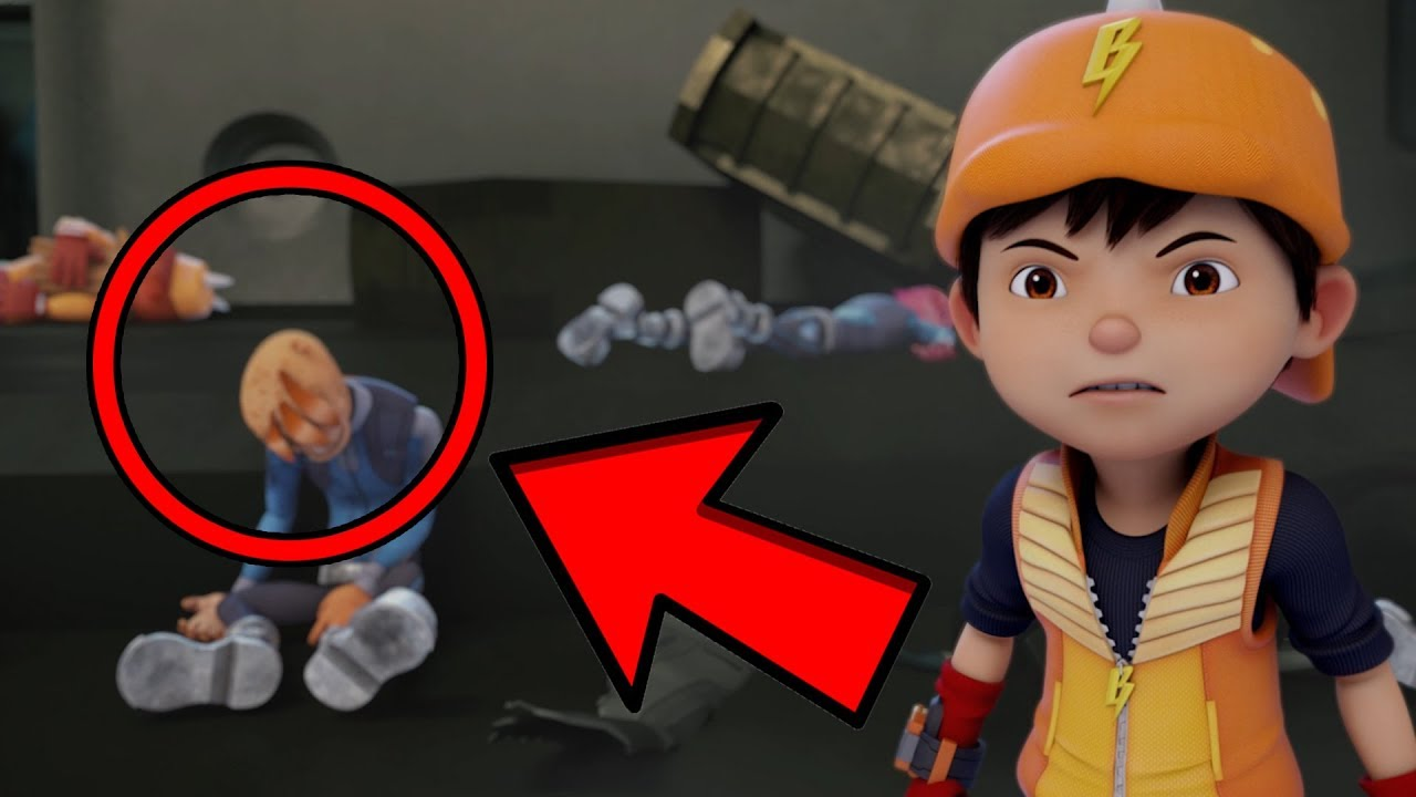 Small Details You Missed In Boboiboy Movie 2 Teaser Trailer Youtube
