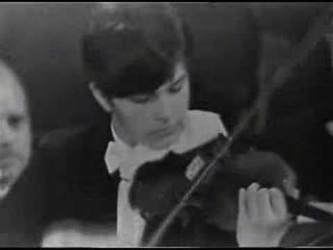 Vaclav Hudecek at Prague Spring Festival 1968