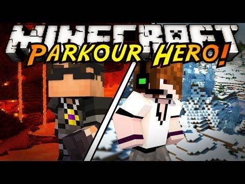 Minecraft Parkour : PARKOUR HERO FINALE!
