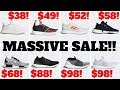 Top SNEAKERS ON SALE at ADIDAS UNDER $100 / $50!!