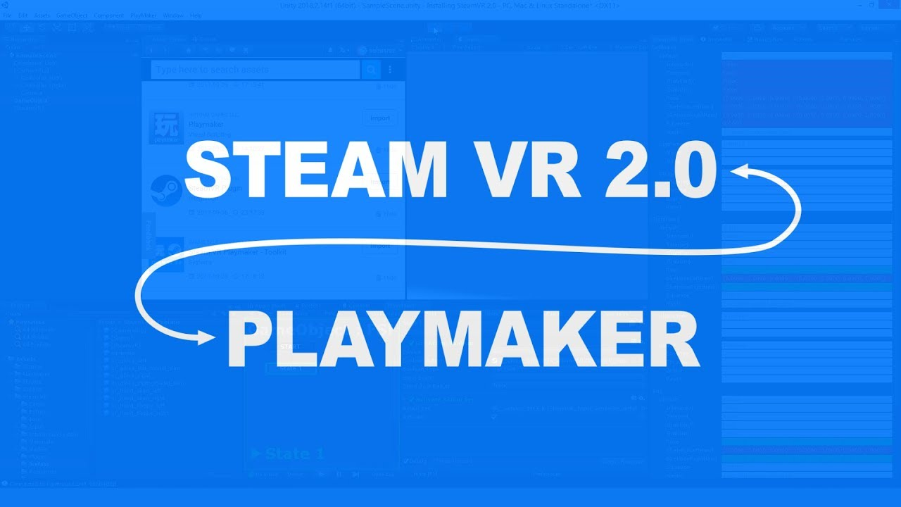 VR/PLAYMAKER TOOLKIT