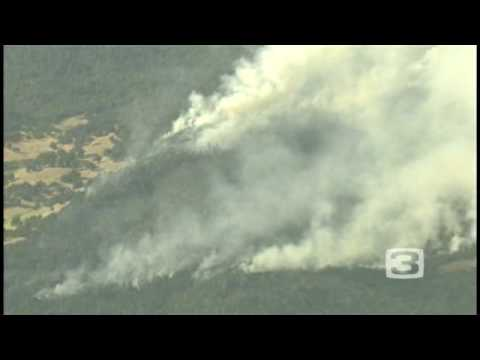 Wildfire Tears Through Rural Yuba County