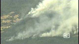 Wildfire Tears Through Rural Yuba County