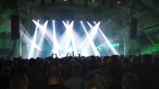 Apocalyptica - Kraków 08/10/2015 - Refuse/Resist