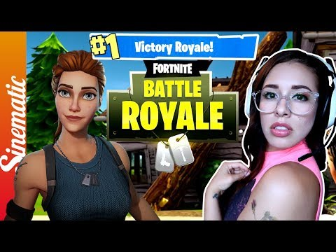 FORTNITE & CHILL! Come hang w/ the SINNERS :)
