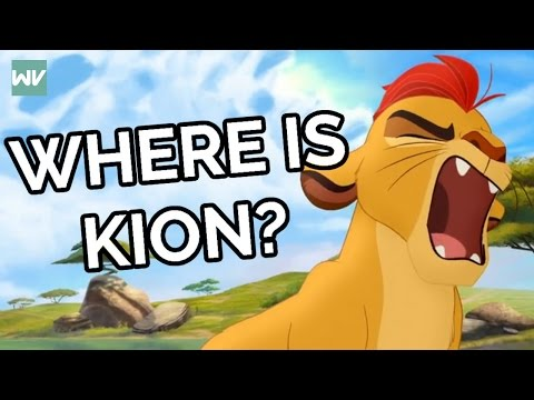 Thumbnail: Why Kion Isn't In The Lion King 2 Theory: Discovering Disney