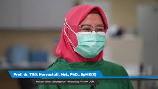 Profil Laboratorium FK KMK UGM 2021 by Lumi Pictures