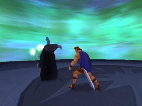 Hercules VS. Hades - YouTube