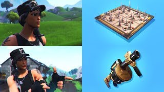 THE NEW WAY TO TRAP KILL IN FORTNITE