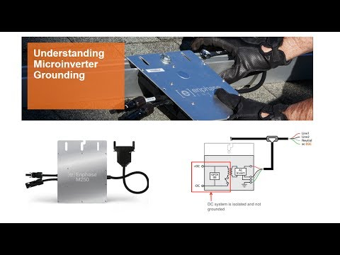 Enphase Integrated Ground Microinverters M215 and M250 IG and ... on