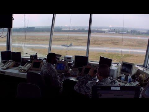 U S  Air Force: Air Traffic Control