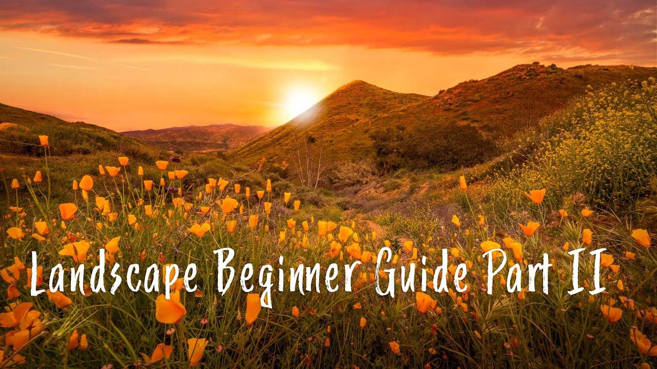 Landscape Photography Tips A Beginners Guide Part 2