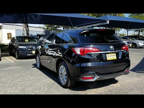 Gunn Honda Service >> 2017 Acura Rdx San Antonio Austin Houston Dallas Boerne Tx Aw9843