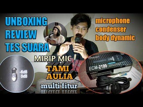 Review Mic Krezt ECM-2199 | Mic Condenser Mirip Tami Aulia
