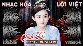 NHẠC HOA LỜI VIỆT XƯA 8X 9X - LK Trong Em Tình Vẫn Sáng, Hoa Bằng Lăng - Nhạc Trẻ Xưa Cực Sầu Về Đêm