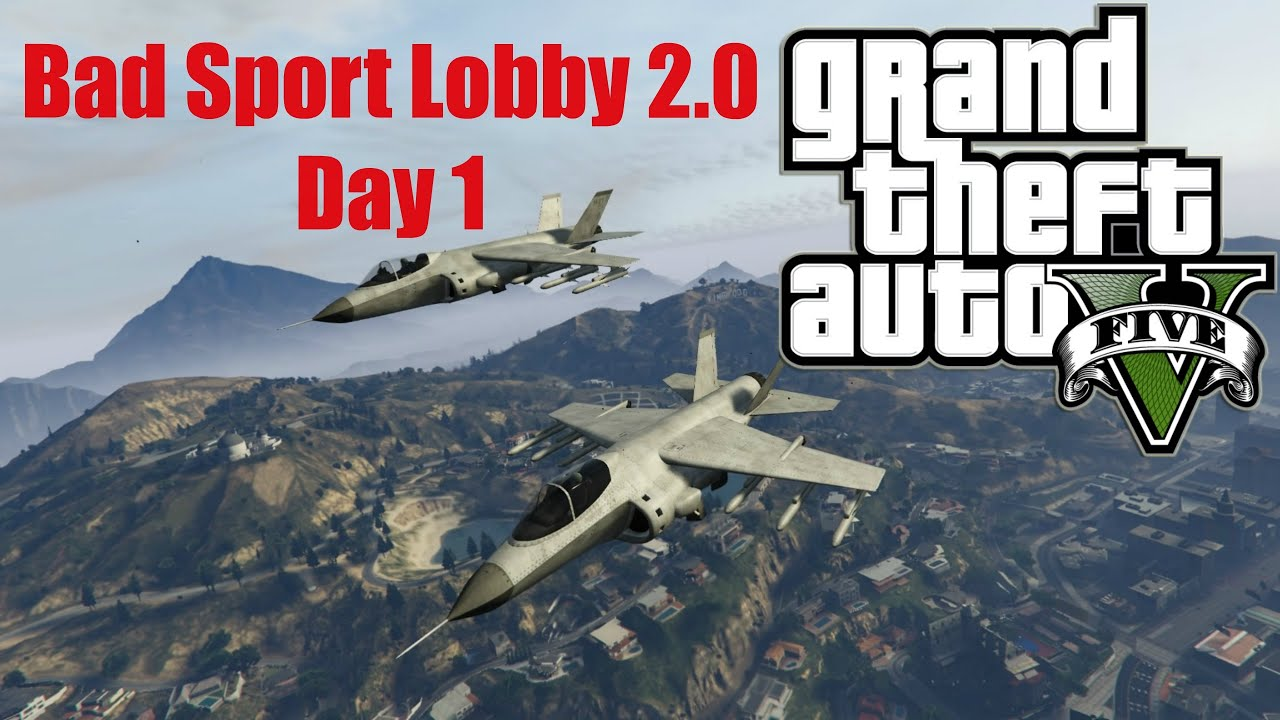gta 5 how to make a private lobby