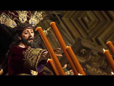 JESÚS CON LA CRUZ AL HOMBRO (J. M. Delgado)