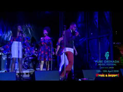 """Jonathan Francis live at the PGMF 2K18 with """"What About Us"""""""