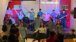 Gambar cover Only Way - Planetshakers Live (Dance Cover) JCTGBTG Malolos