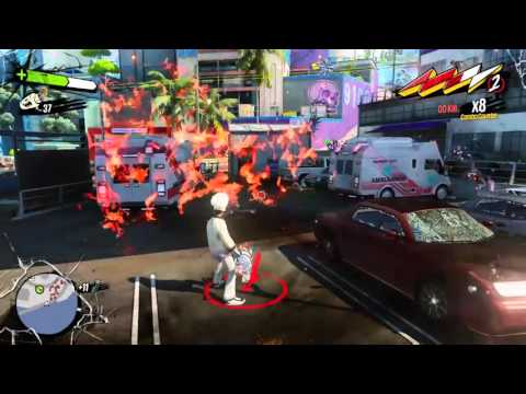 Sunset Overdrive | The Propain Launcher
