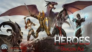 Heroes of Dragon Age: Pack Opening #1