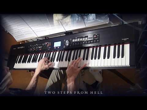 Cannon In D Minor - Two Steps From Hell | Battlecry | Piano Cover + Sheet Music mp3