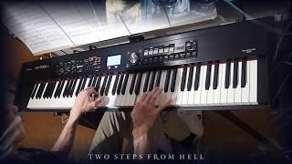 Baixar Cannon In D Minor - Two Steps From Hell | Battlecry | Piano Cover + Sheet Music