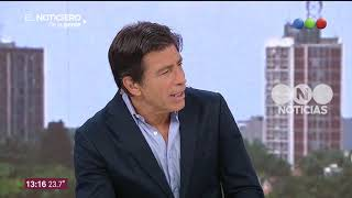 Rodrigo Eguillor tiene cuatro causas - El noticiero de la gente