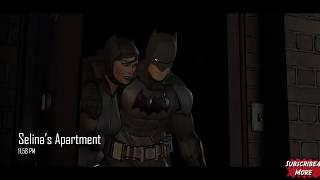 Batman & catwomen sex scene