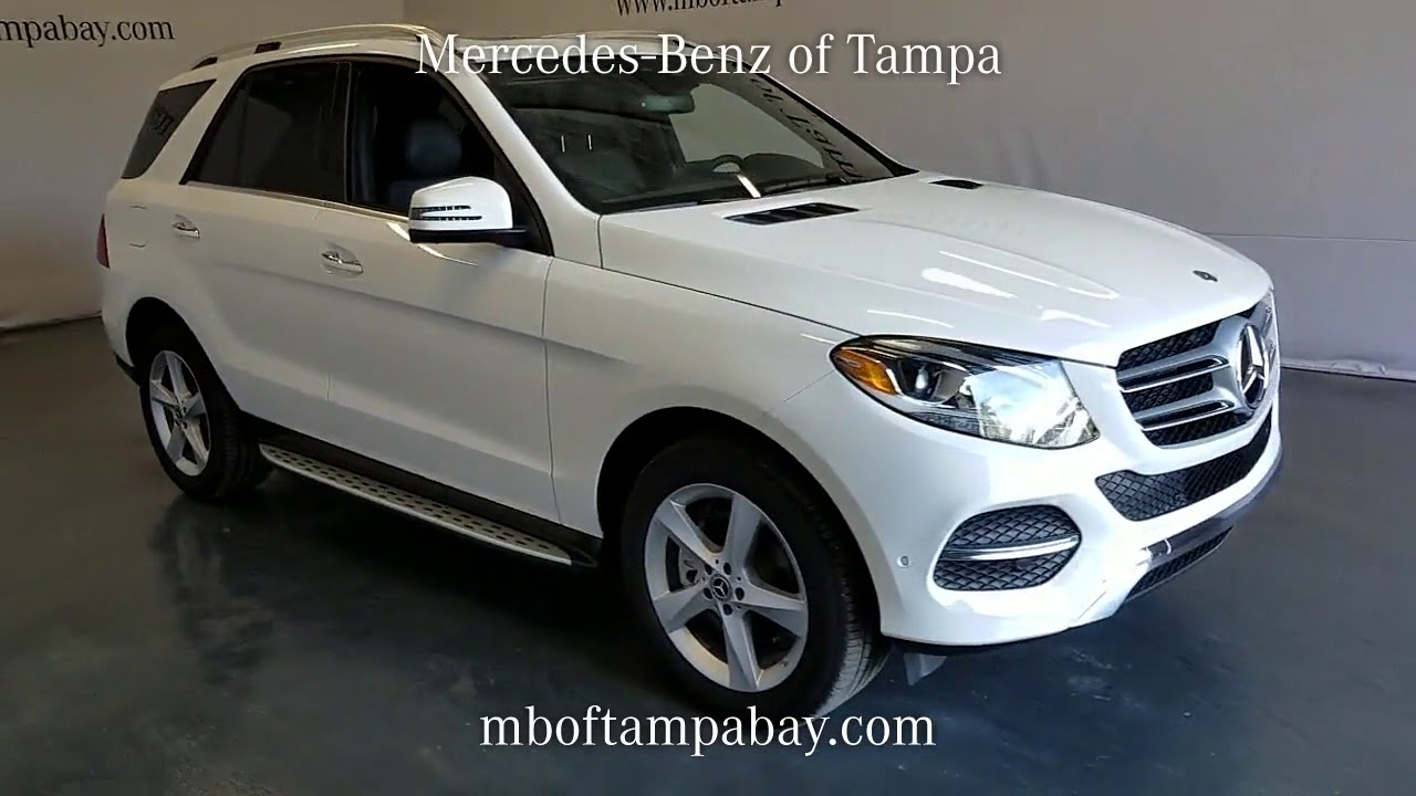 Used 2018 mercedes benz gle gle 350 at mercedes benz tampa for Used mercedes benz tampa